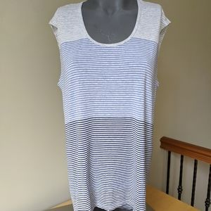 Athleta cover-up hi/low size M